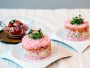 케이크초밥 & 매실토마토 절임