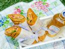 김치마요부리또 & 치즈과일꼬치